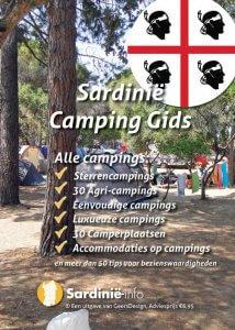 Camping Gids Sardinie