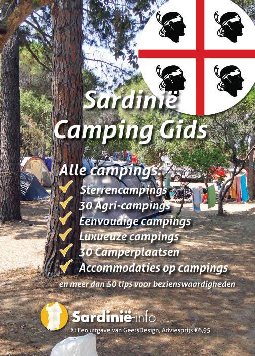 Campinggids met alle campings