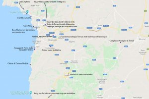 Rondleiding Tresnuraghes / Bosa