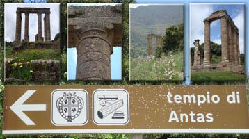 Tempio Di Antas Ervaringen Sardinie Algemeen