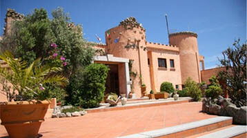 Accommodaties: hotel Le Dune in Porto Pollo