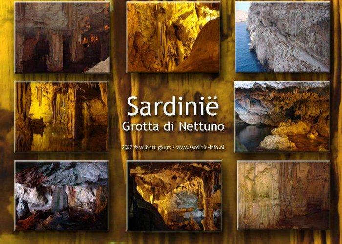 Grotto di Nettuno in Alghere Capo Caccia