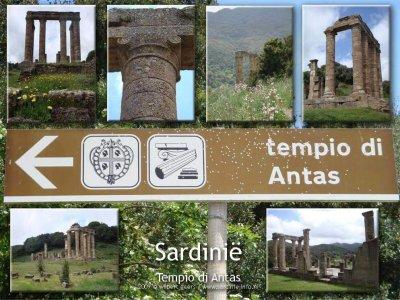 Tempio di Antas op Sardinië