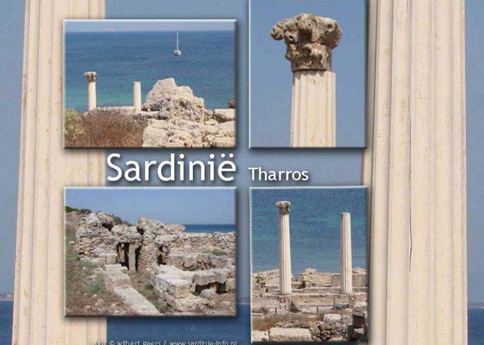Tharros Historische vindplaats Sardinië